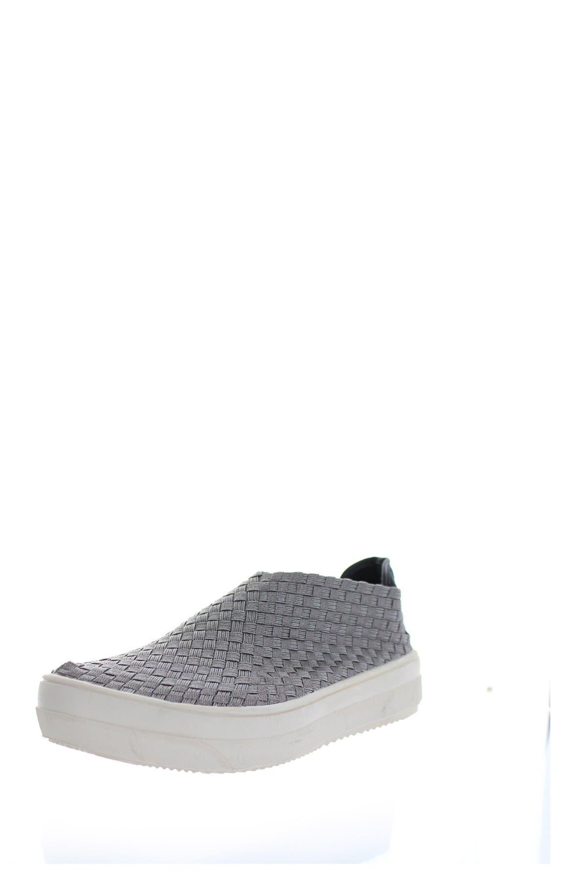 Image of Bernie Mev Mid Amethyst Slip-On Sneaker