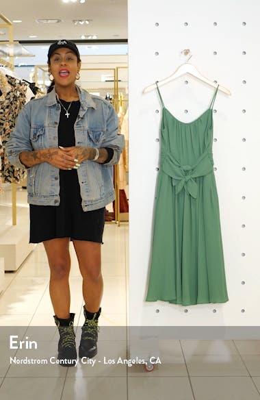 Elsie Double Front Bow Dress, sales video thumbnail