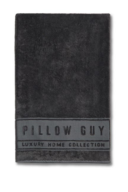 "Image of Pillow Guy Charcoal Ultimate Oversized Bath Towel - 39"" x 68"""