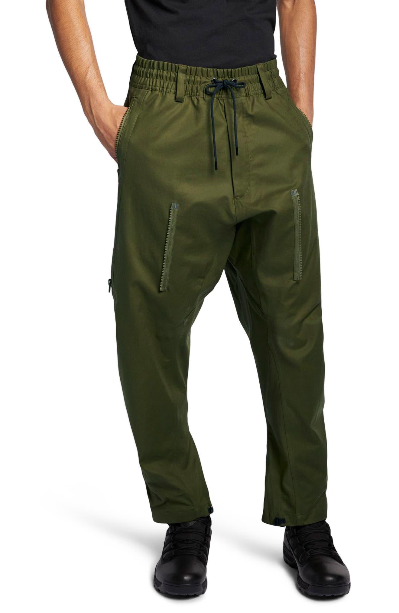 Nike Nikelab Acg Cargo Pants, Green