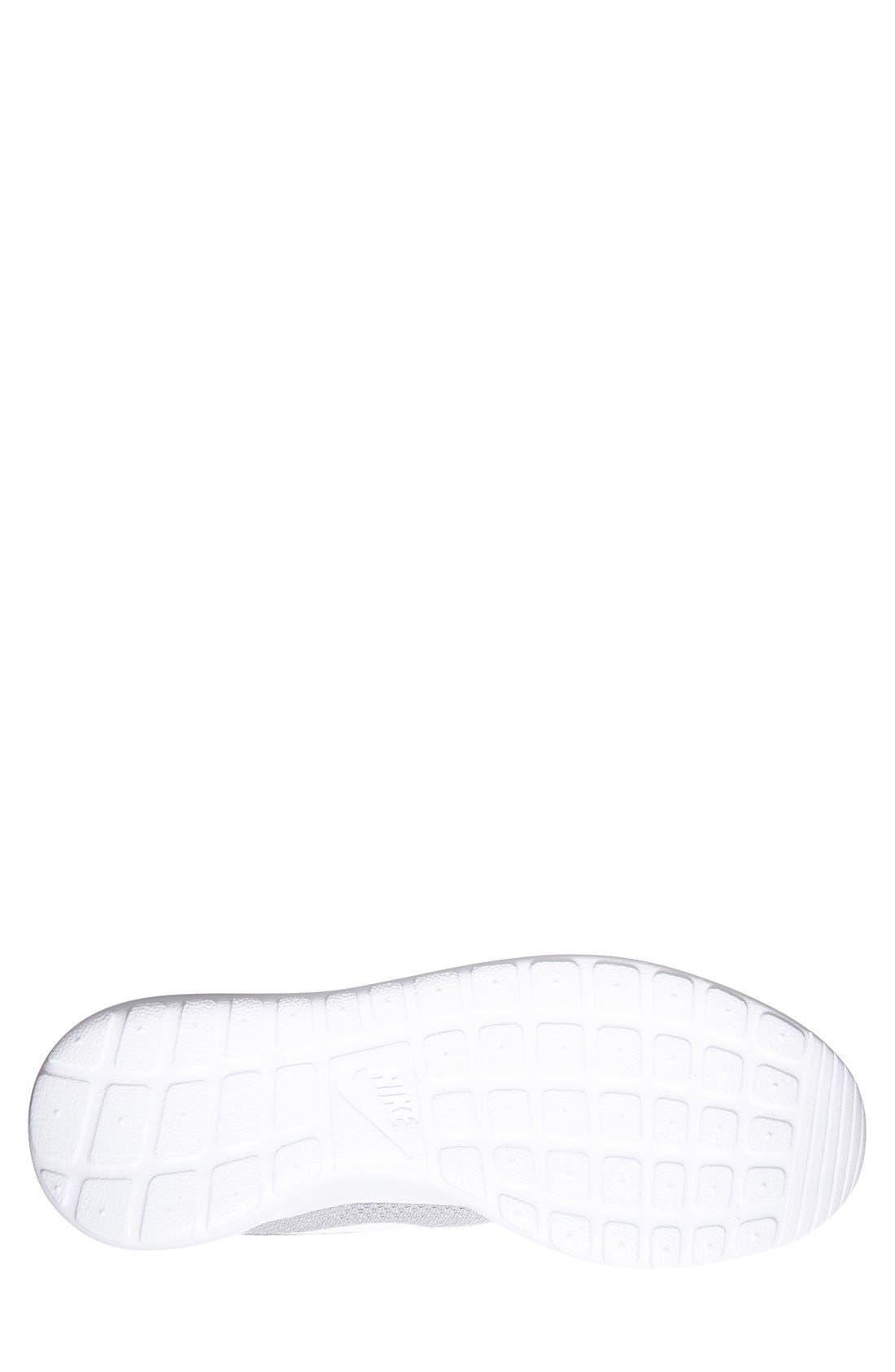 ,                             'Roshe Run' Sneaker,                             Alternate thumbnail 40, color,                             023