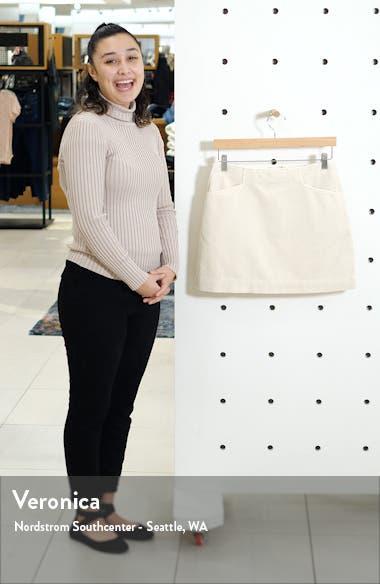 Bernadette Corduroy Miniskirt, sales video thumbnail