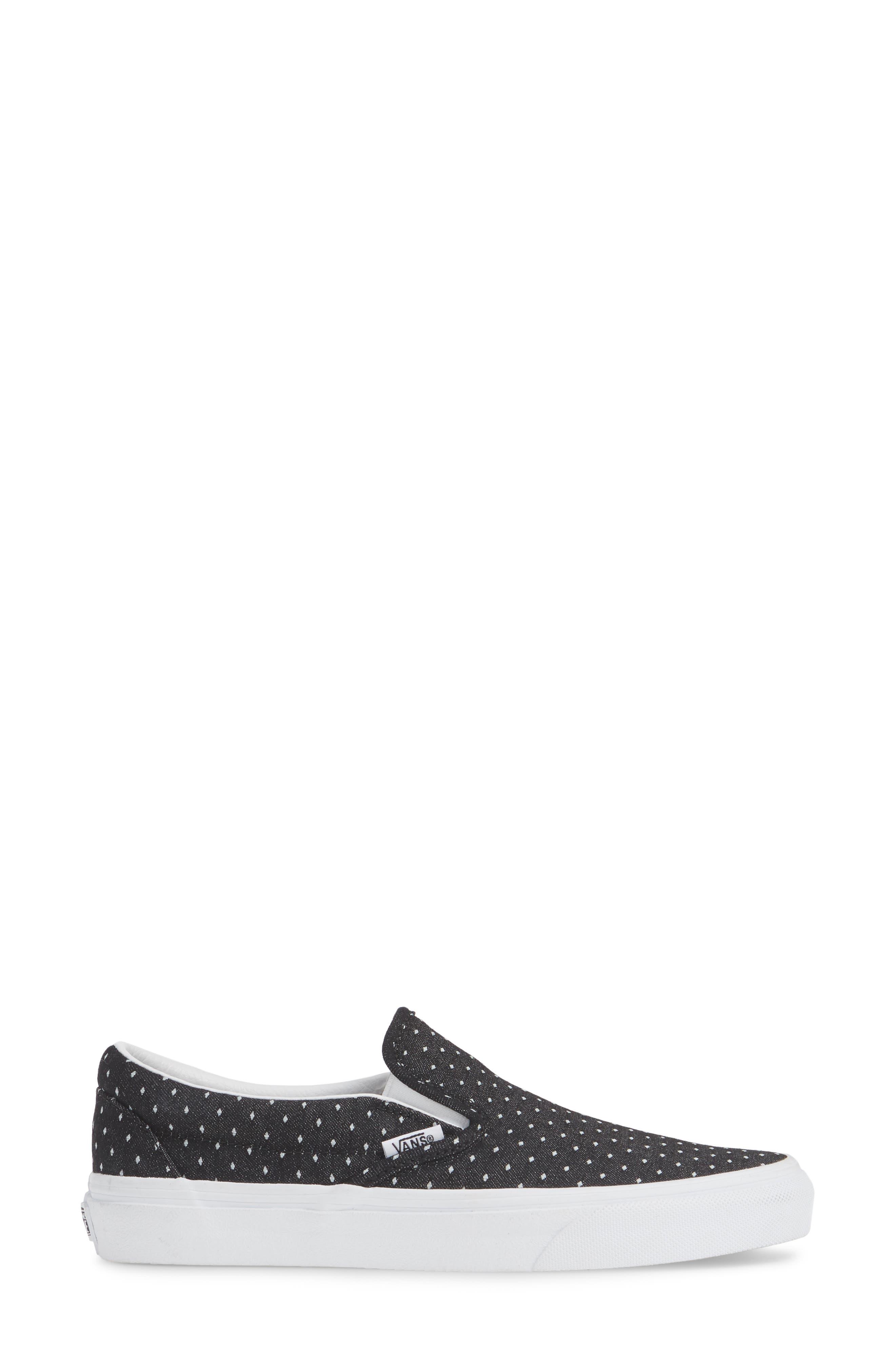 ,                             Classic Slip-On Sneaker,                             Alternate thumbnail 9, color,                             032