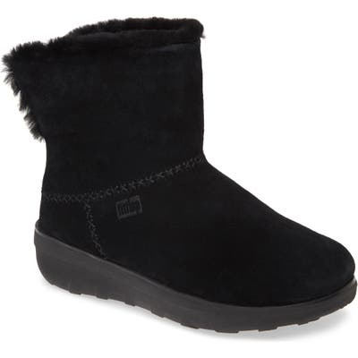 Fitflop Mukluk Shorty Iii Bootie, Black