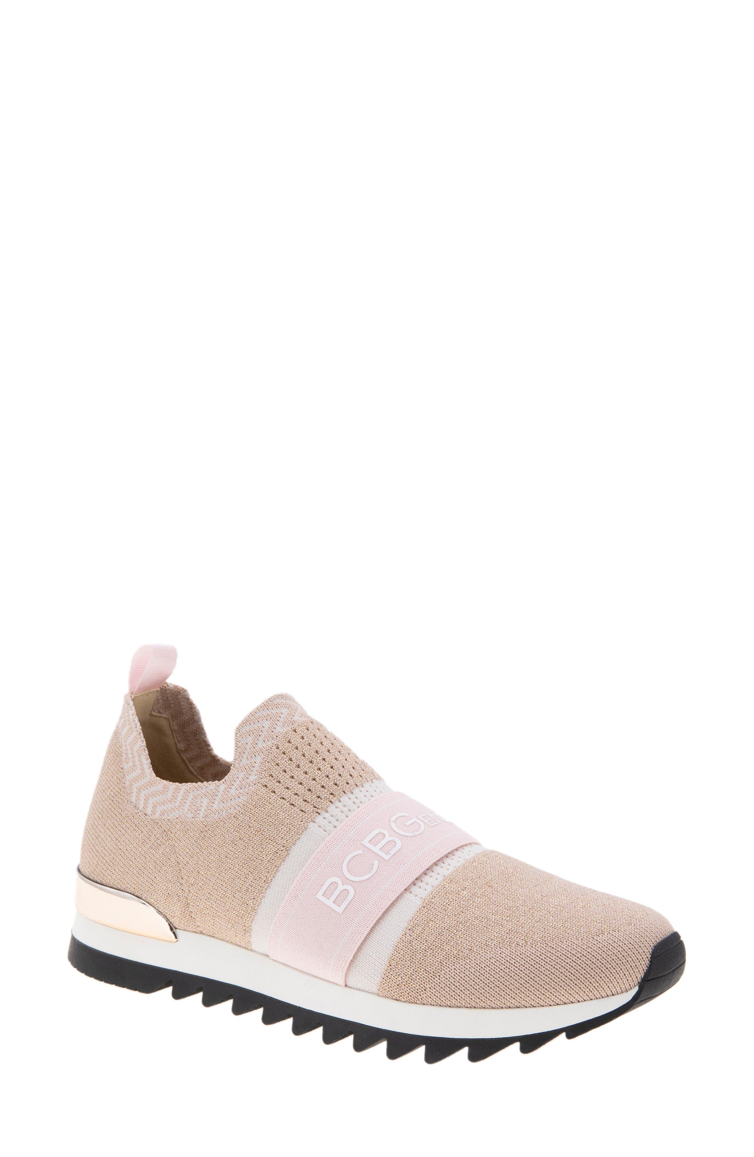 Lendall Knit Slip-On Sneaker