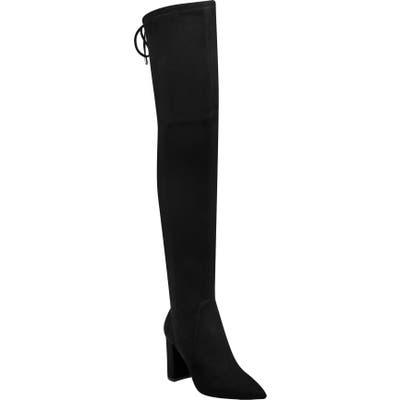 Marc Fisher Ltd Ulona Over The Knee Boot, Black