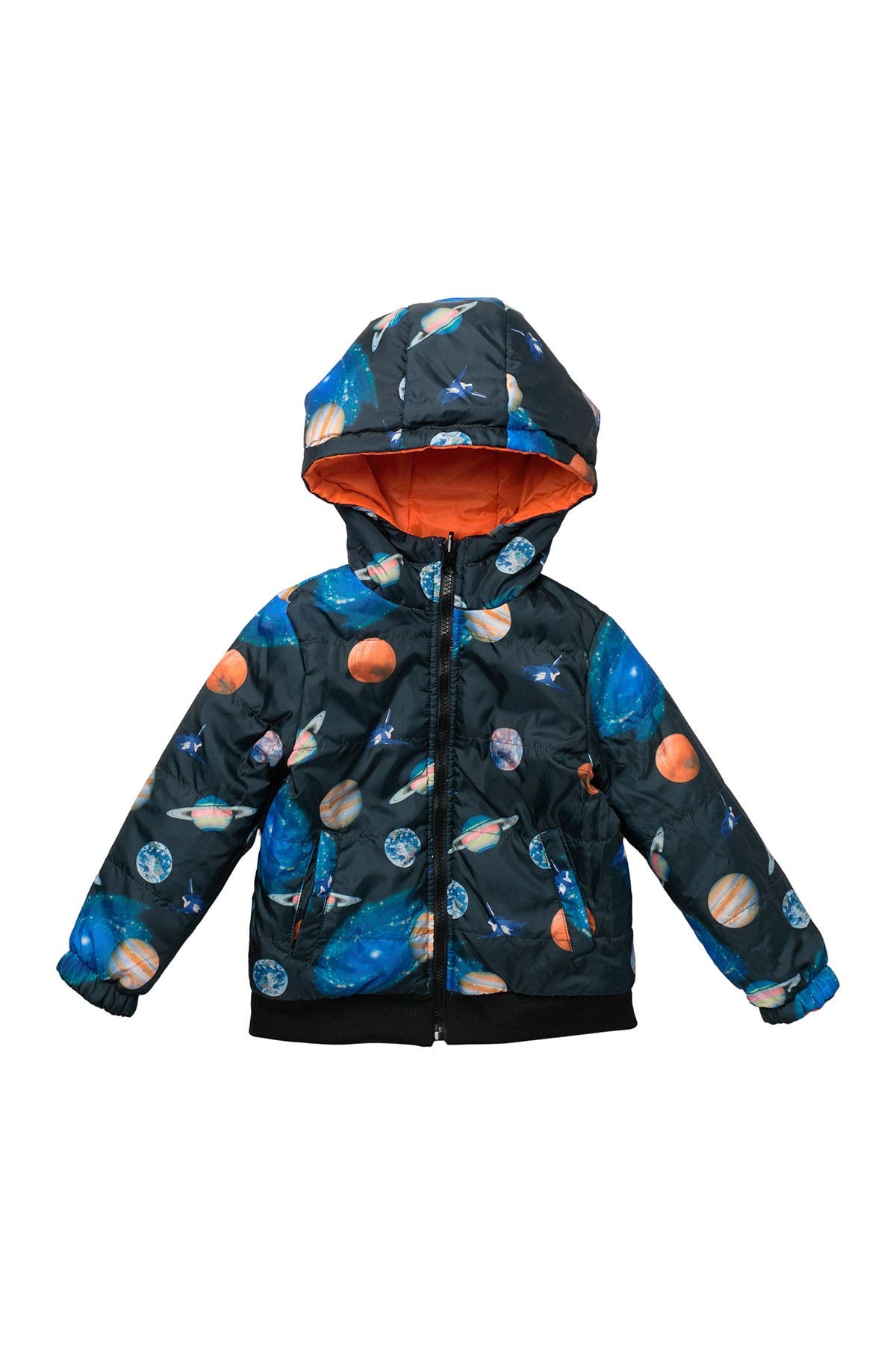 Image of Sovereign Code Province Reversible Puffer Jacket