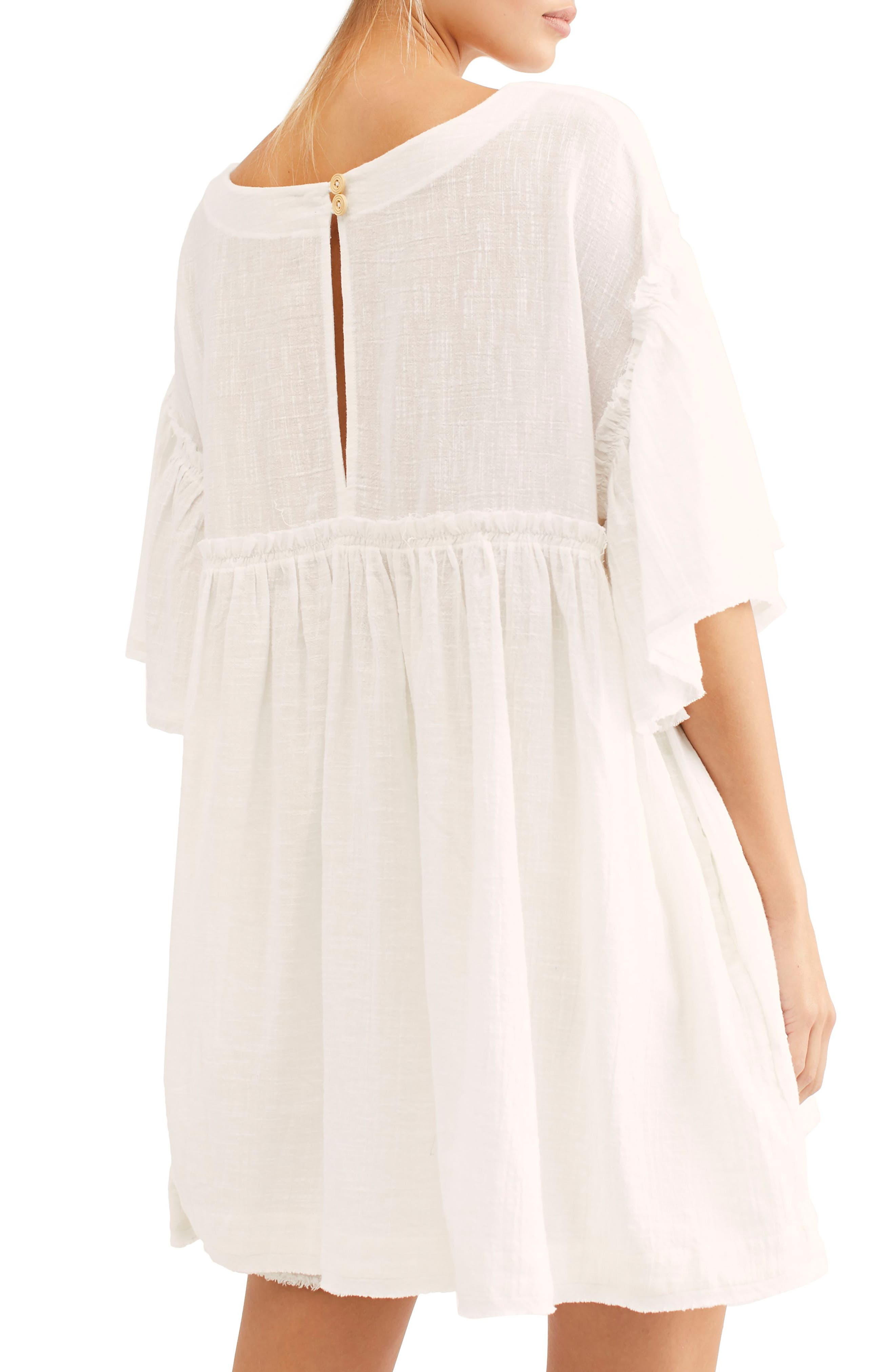 ,                             Summer Nights Top,                             Alternate thumbnail 2, color,                             WHITE