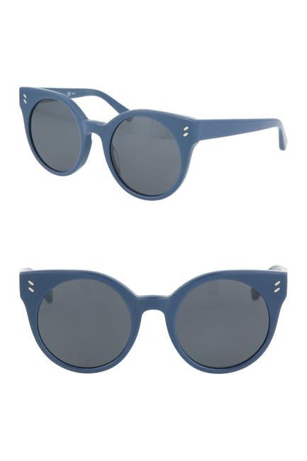 Image of Stella McCartney 48mm Cat Eye Sunglasses