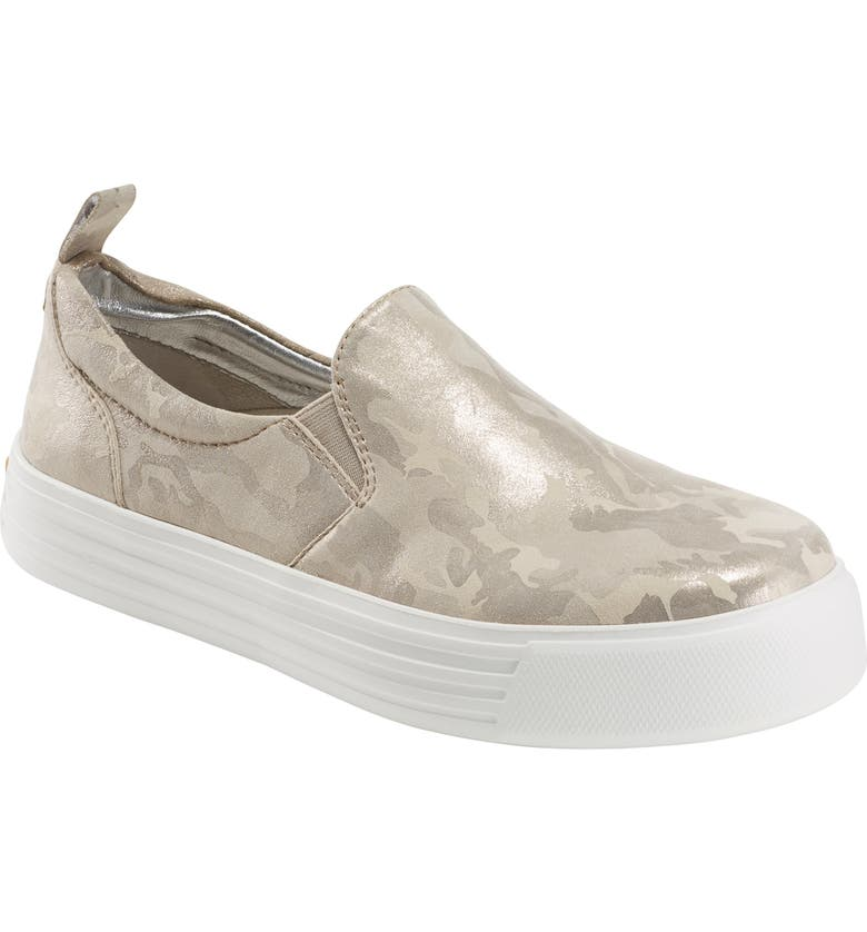 EARTH<SUP>®</SUP> Clove Sneaker, Main, color, GREY CAMOUFLAGE LEATHER