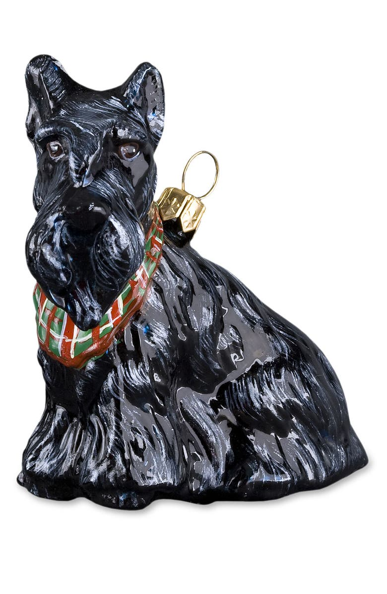 JOY TO THE WORLD COLLECTIBLES 'Yorkie Puppy' Dog Ornament, Main, color, 960