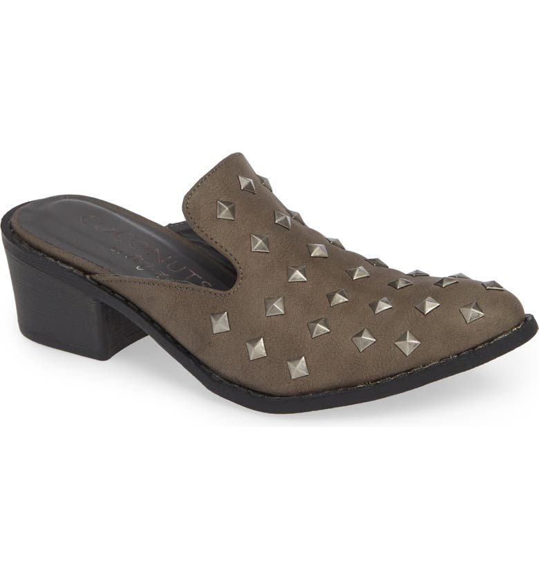 COCONUTS BY MATISSE Rift Studded Mule, Main, color, 023