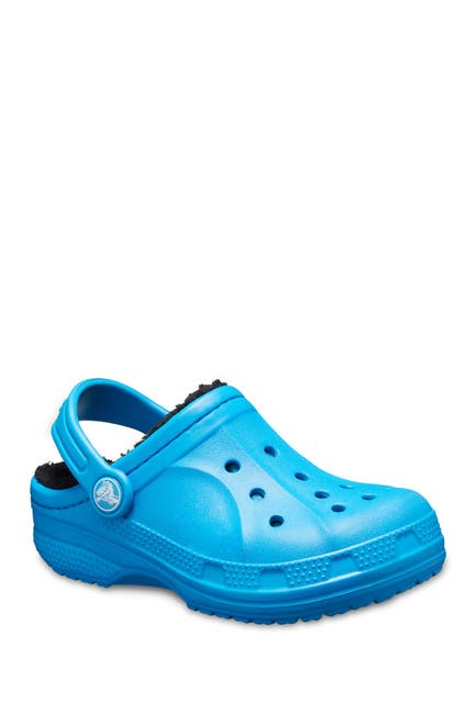 Image of Crocs Ralen Faux Shearling Lined Clog
