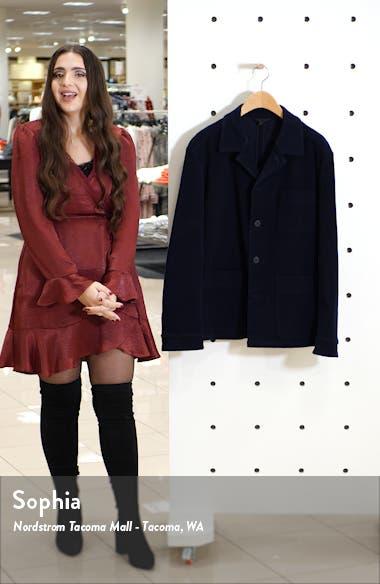 Joah Regular Fit Stretch Cotton Jacket, sales video thumbnail