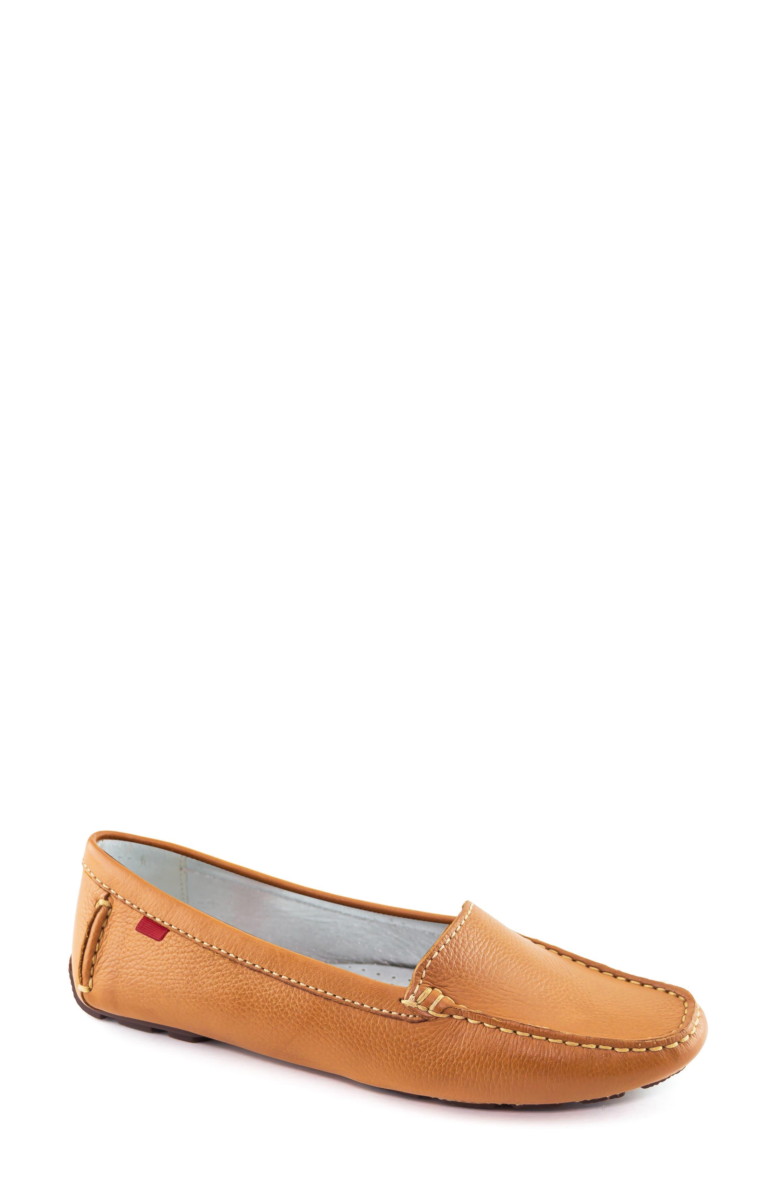 Manhasset Loafer, Main, color, TAN/ NATURAL LEATHER