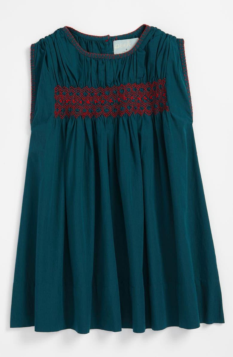 PEEK AREN'T YOU CURIOUS Peek 'Carmella' Dress, Main, color, 420