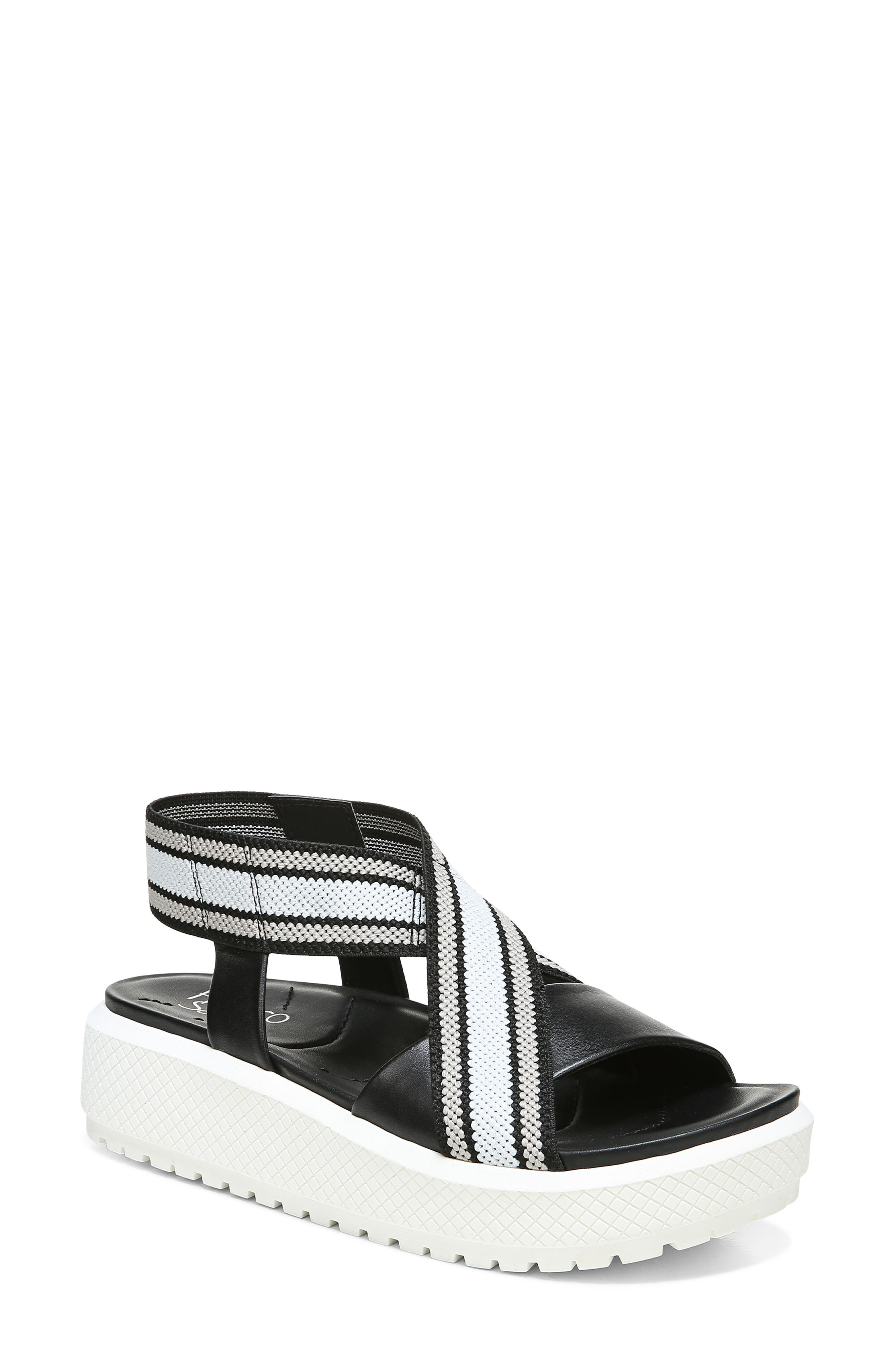 Niko Platform Sandal