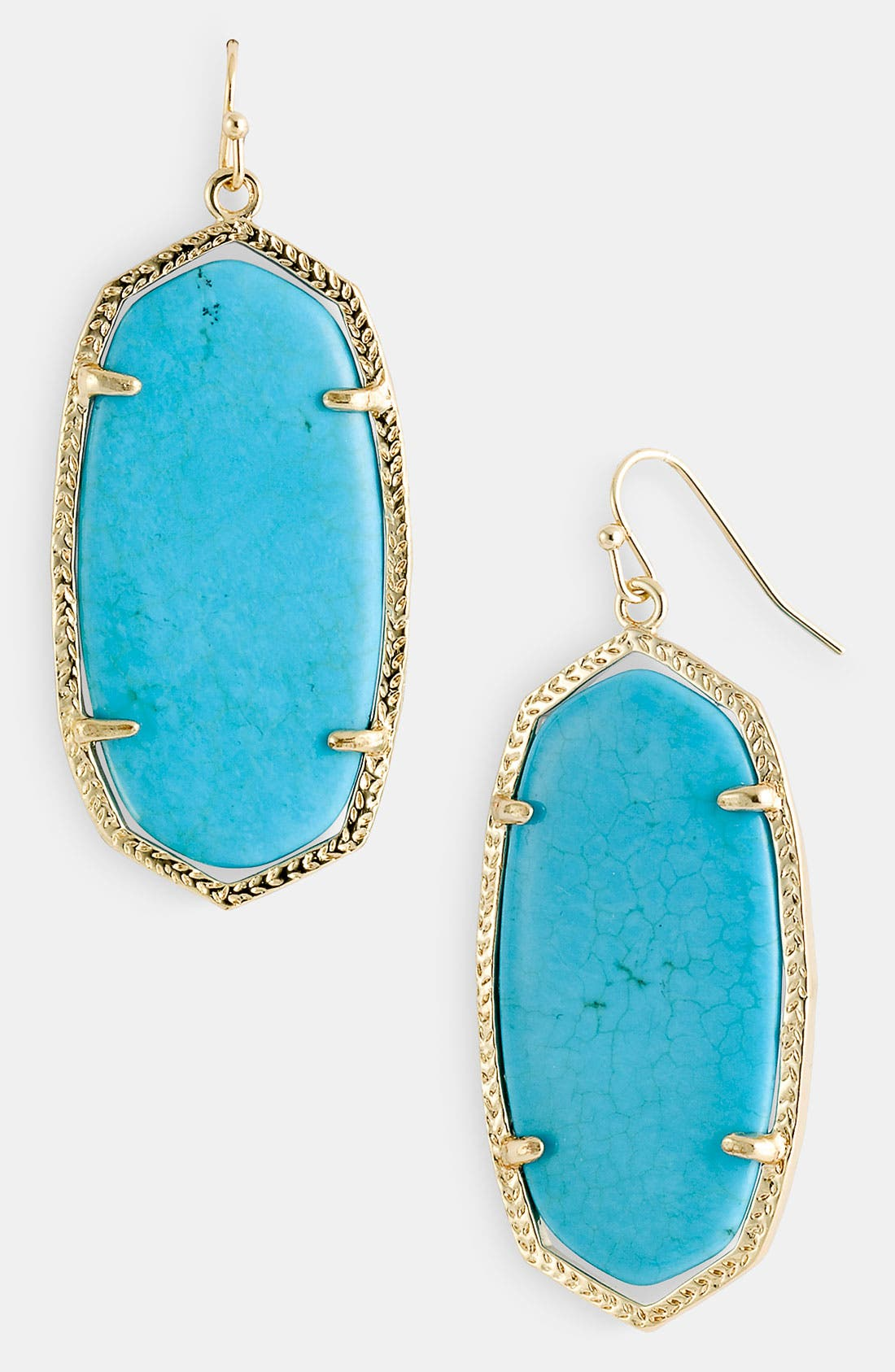 ,                             'Danielle' Oval Statement Earrings,                             Main thumbnail 35, color,                             440
