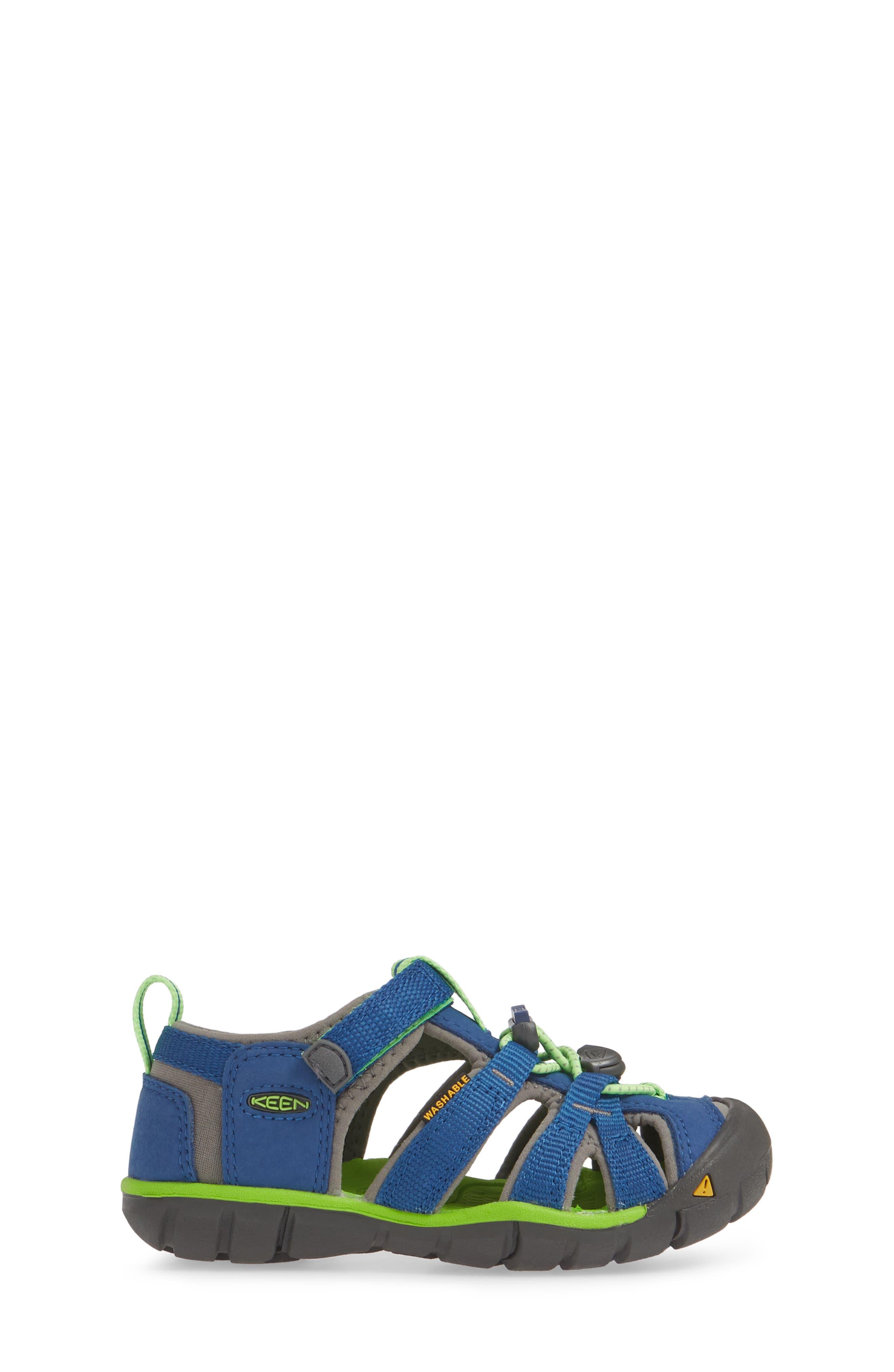 ,                             'Seacamp II' Water Friendly Sandal,                             Alternate thumbnail 163, color,                             403