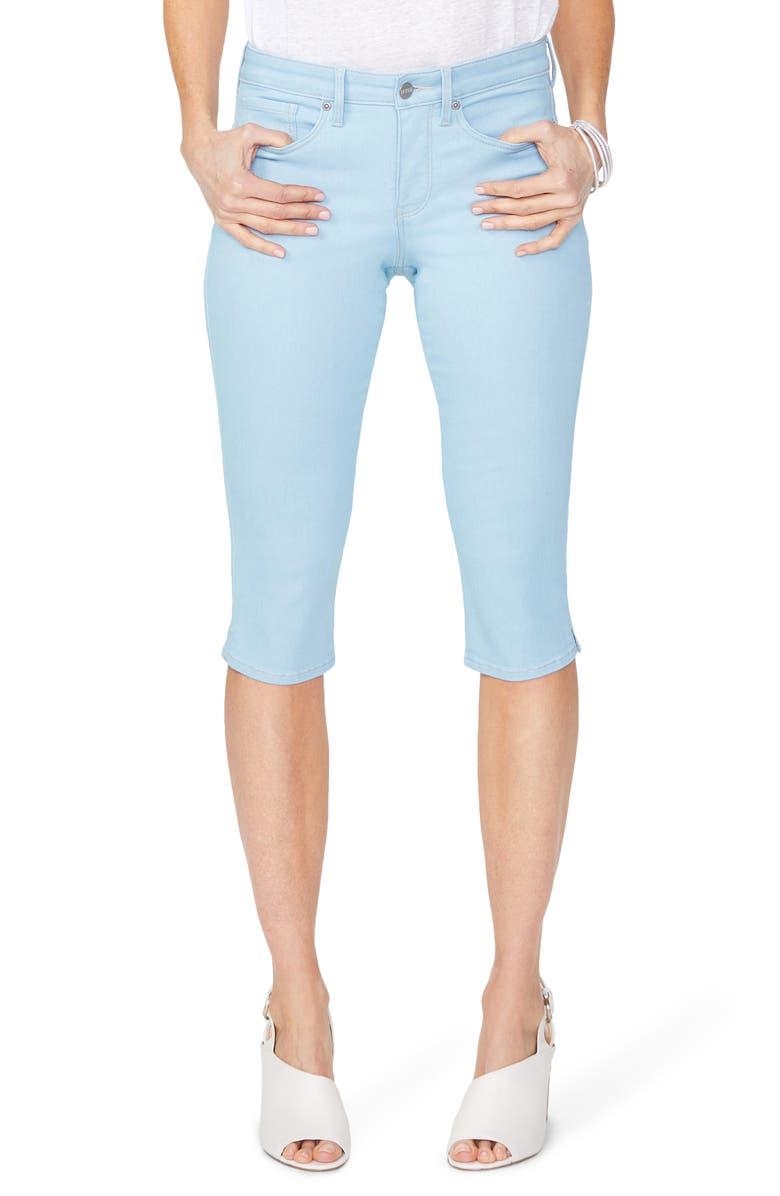 NYDJ Capri Skinny Jeans, Main, color, MICA