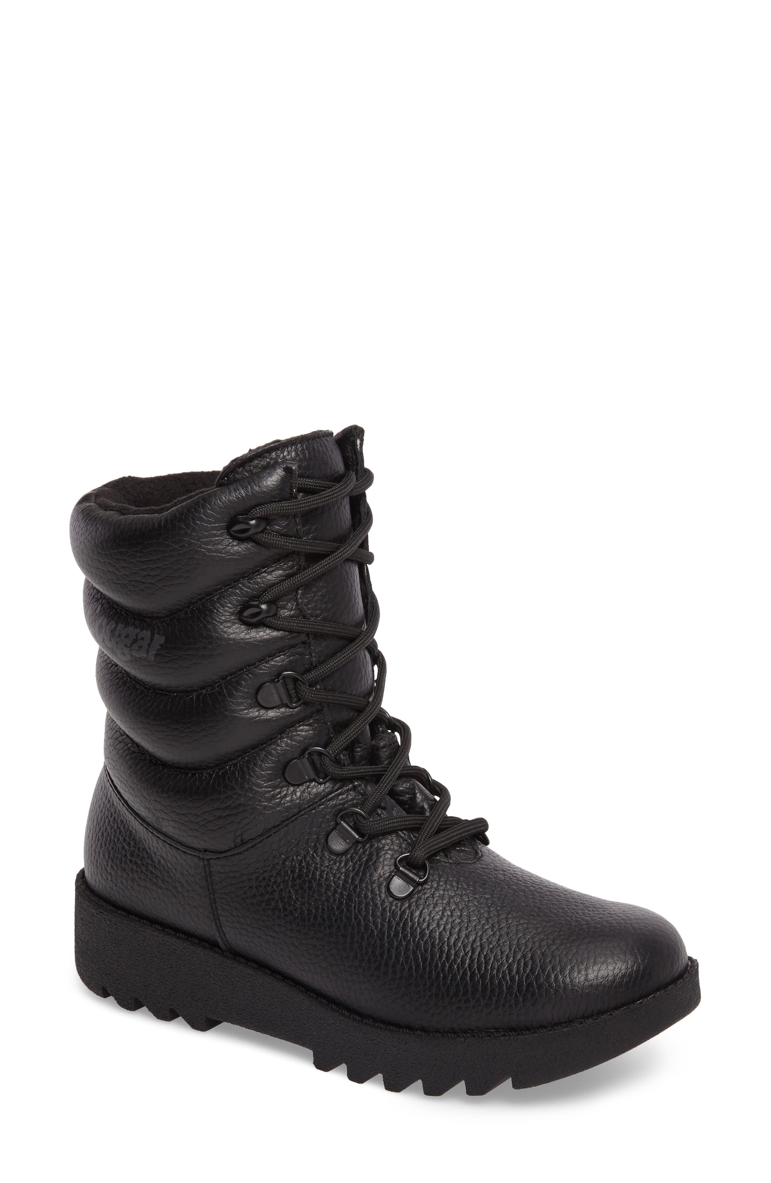 ,                             Blackout Waterproof Boot,                             Main thumbnail 1, color,                             001