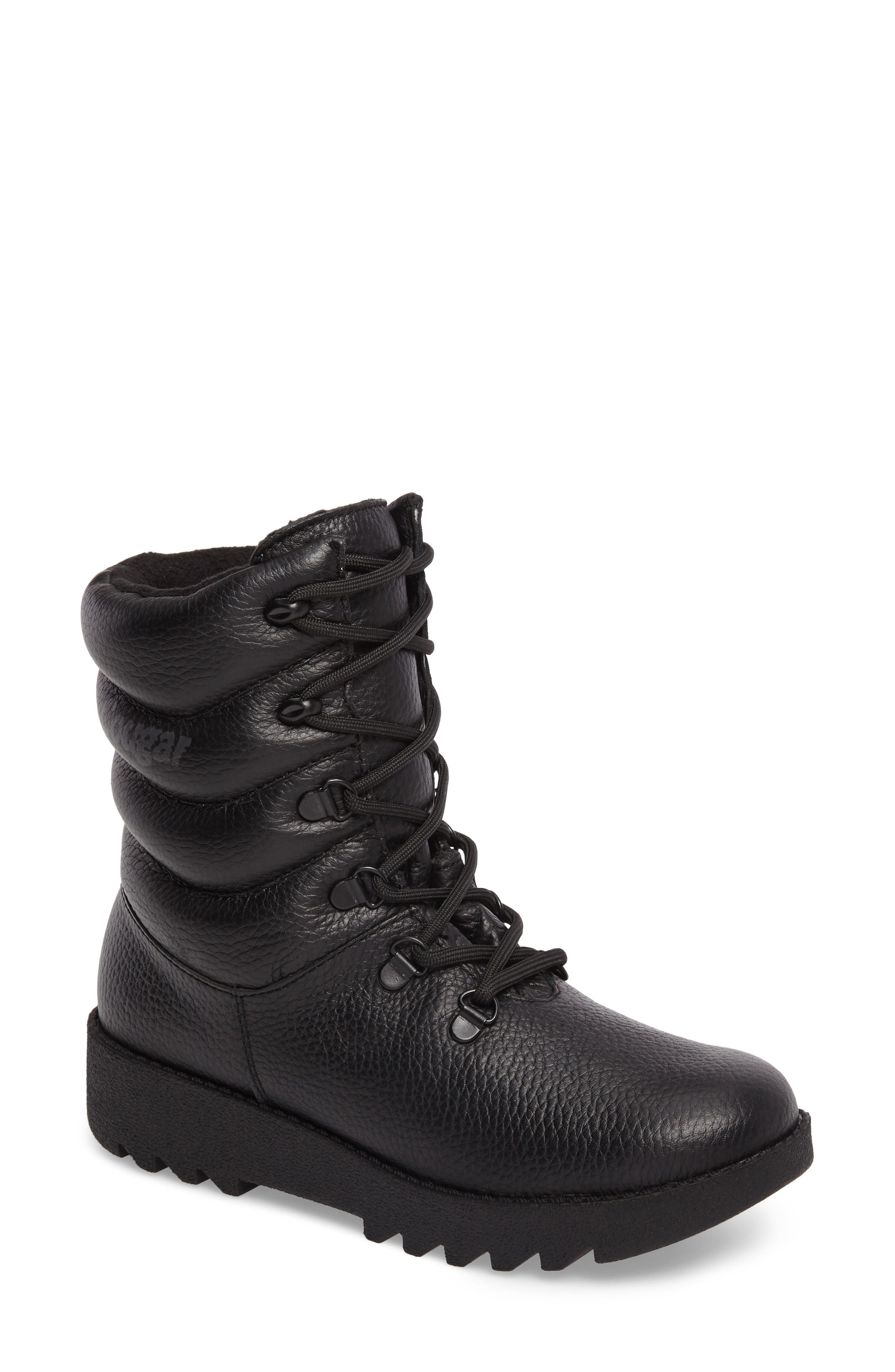 Blackout Waterproof Boot, Main, color, 001