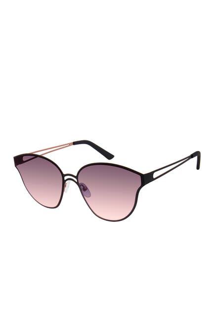 Image of True Religion 58mm Geometric Sunglasses