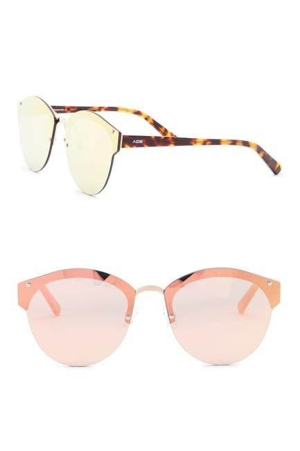 Image of AQS Lolli 64mm Modified Cat Eye Sunglasses