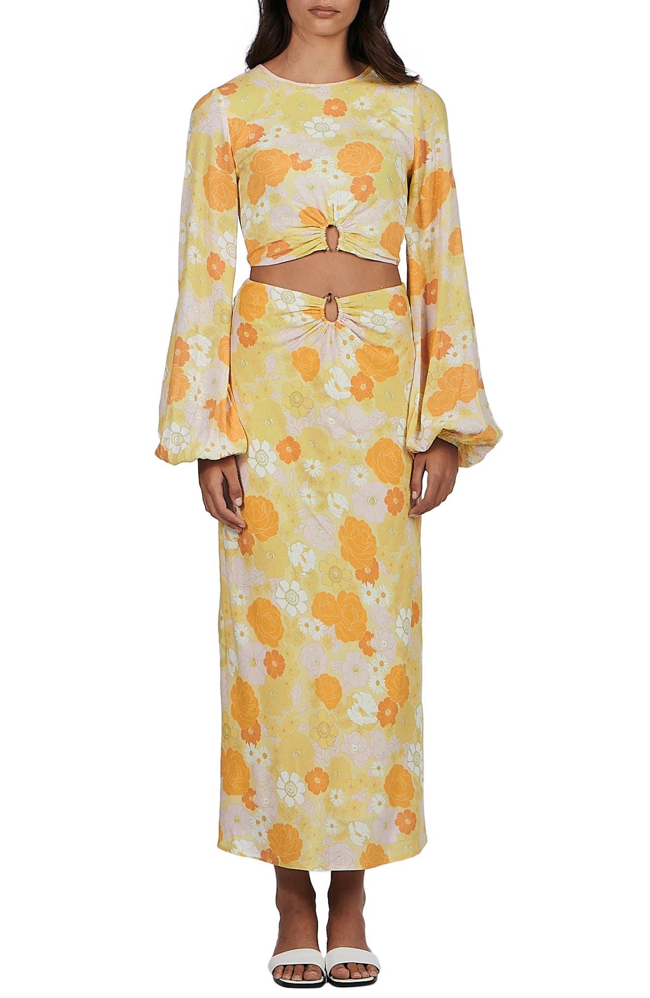 Anouk Floral Skirt