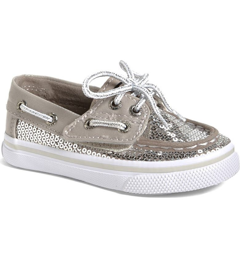 SPERRY Top-Sider<sup>®</sup> Kids 'Bahama' Slip-On, Main, color, 040