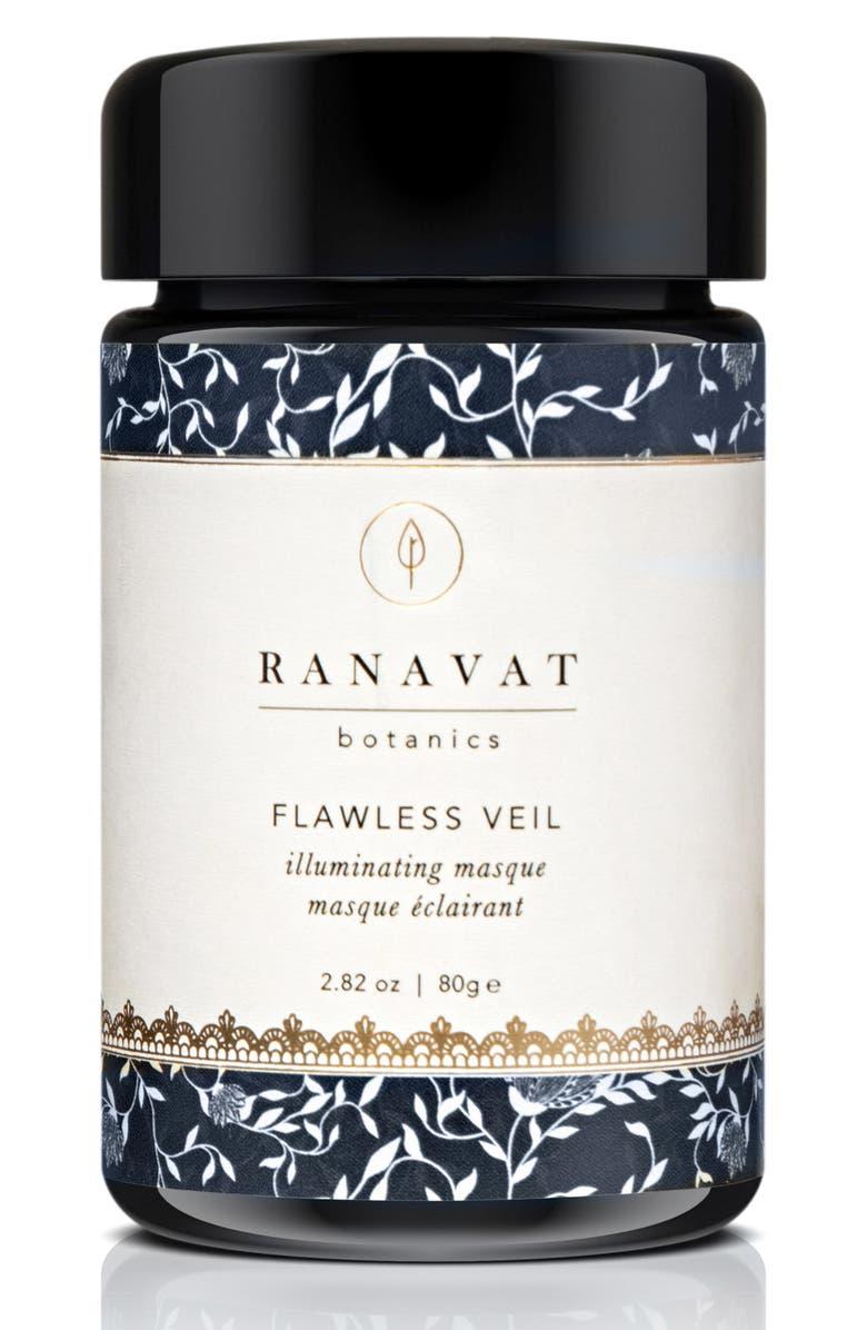 RANAVAT BOTANICS Flawless Veil Illuminating Masque, Main, color, 400