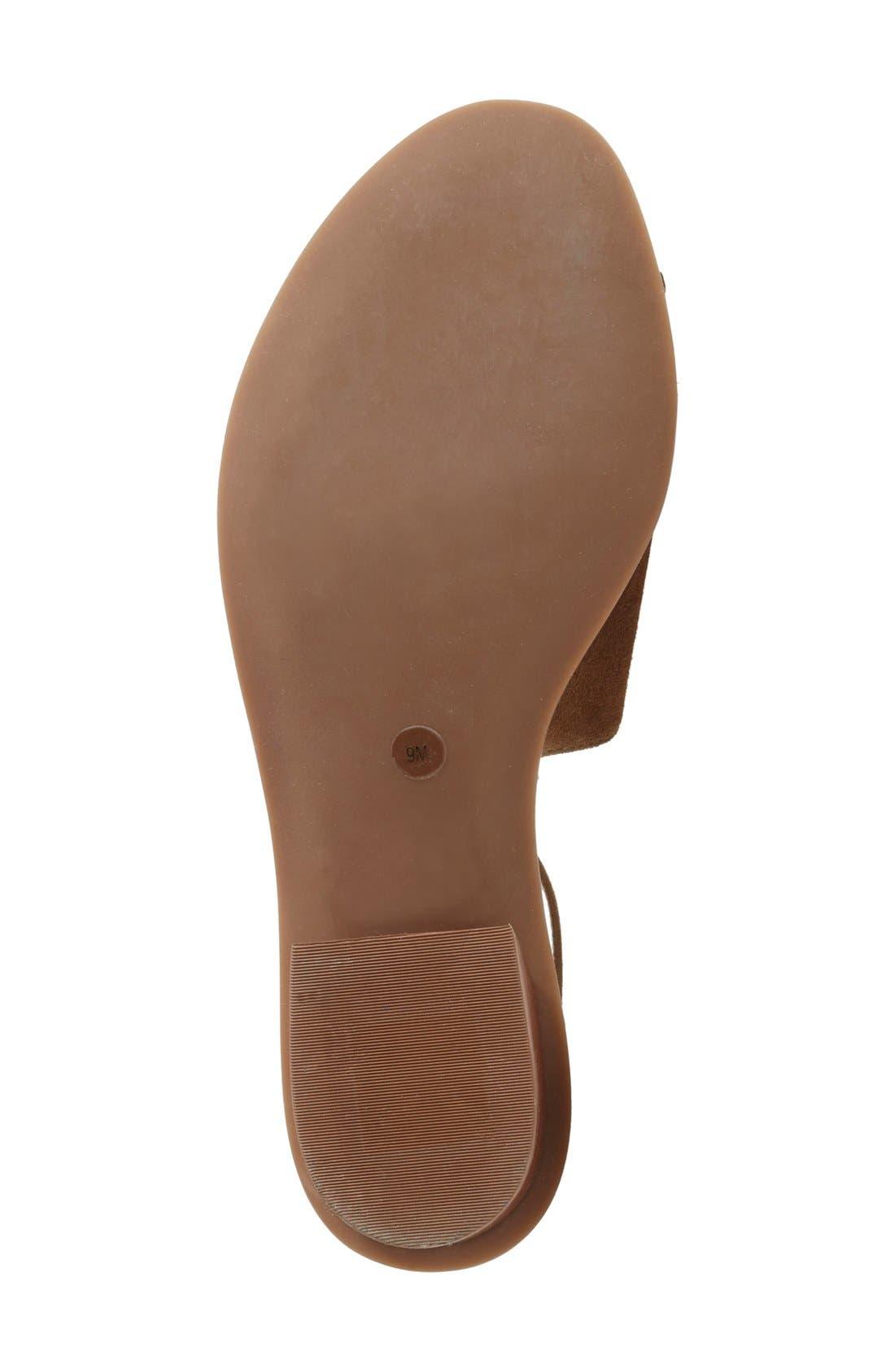,                             'Gemini Link' Ankle Strap Sandal,                             Alternate thumbnail 2, color,                             037