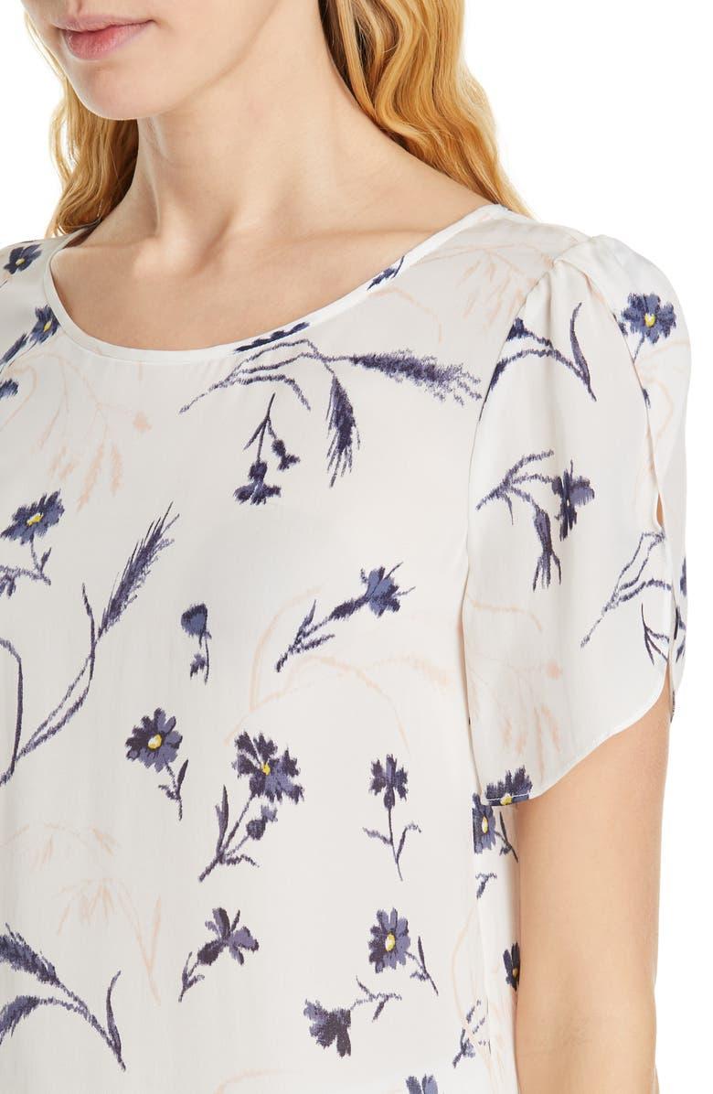64771d0158388c Joie Wira Floral Silk Top | Nordstrom