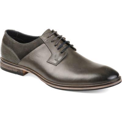 Thomas And Vine Jaxon Plain Toe Derby, Grey