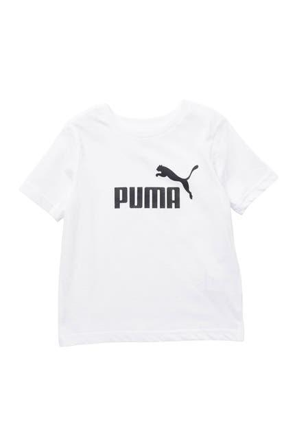 Image of PUMA No. 1 Logo Graphic T-Shirt