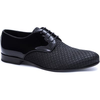 Jared Lang Woven Toe Derby