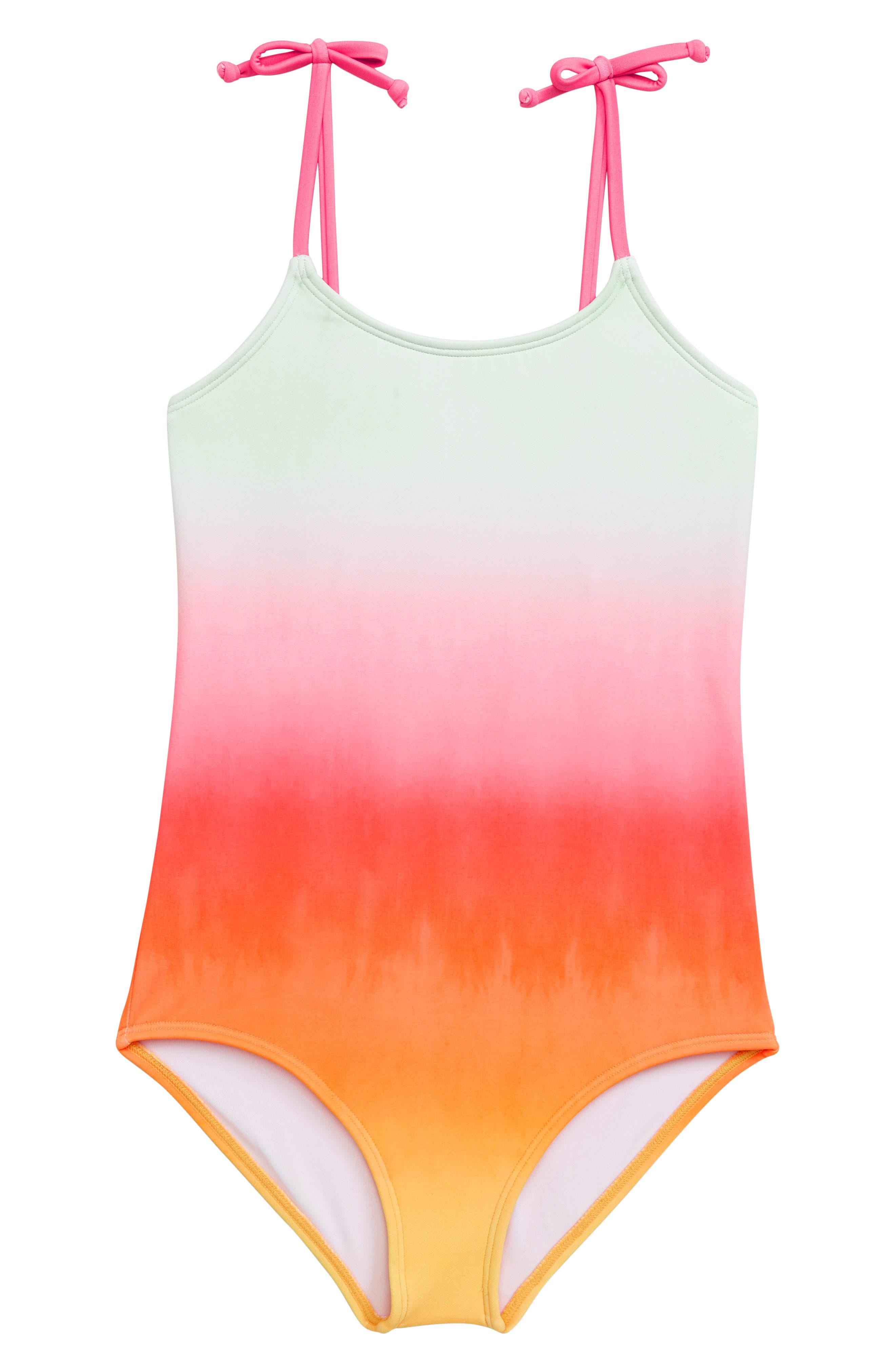 Hazy Daze One-Piece Swimsuit, Main, color, 950