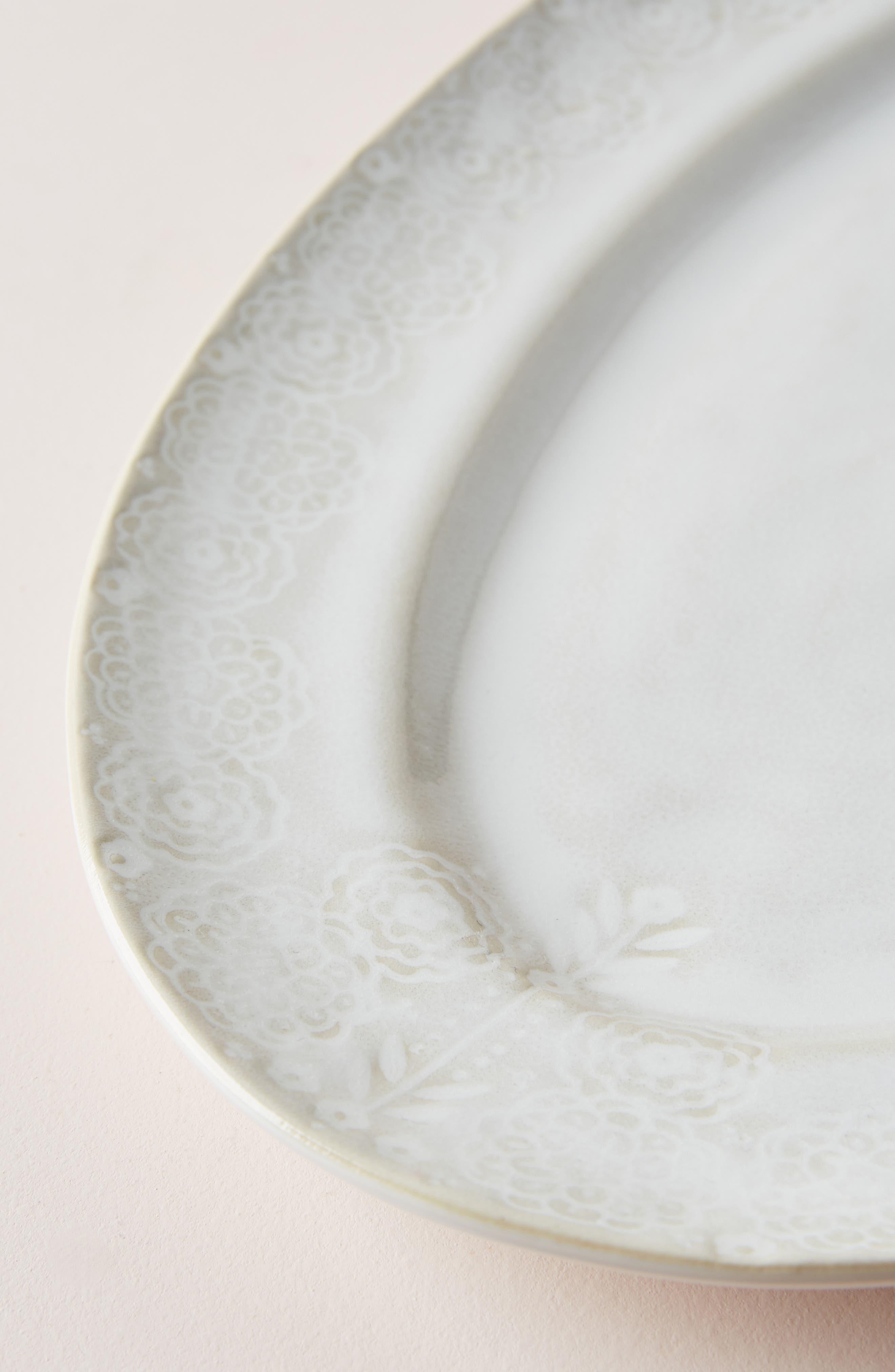 ,                             Veru Platter,                             Alternate thumbnail 2, color,                             WHITE