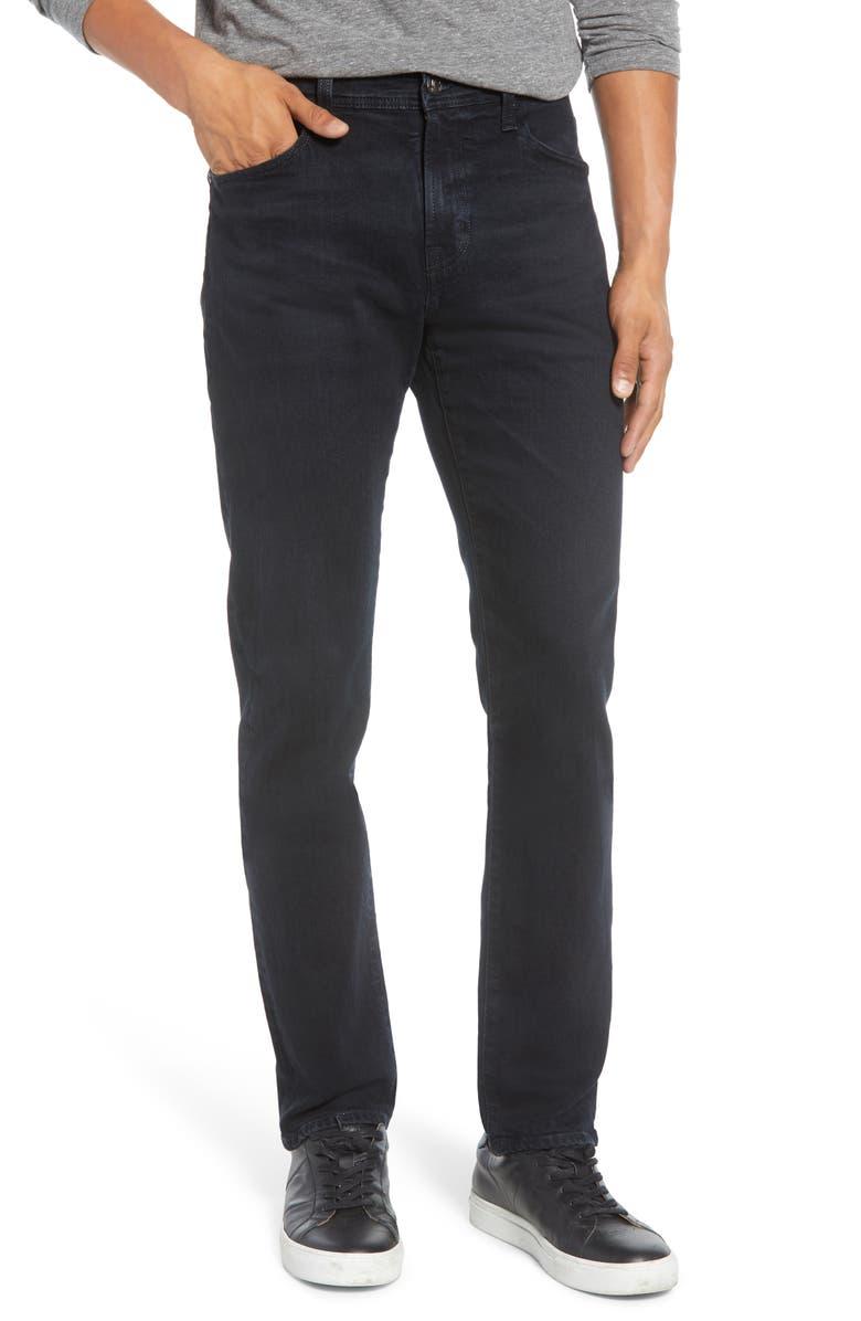 AG Everett Slim Straight Leg Jeans, Main, color, 400