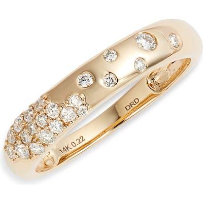 Dana Rebecca Designs Cynthia Rose Diamond Band Ring