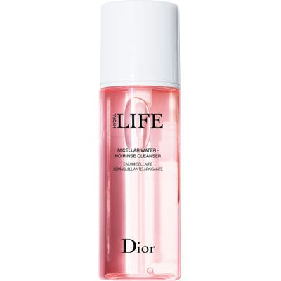 Dior Hydra Life Micellar Water No Rinse Cleanser