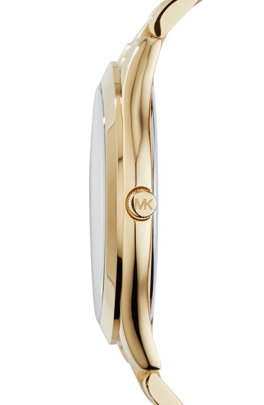 ,                             'Slim Runway' Bracelet Watch, 42mm,                             Alternate thumbnail 66, color,                             717