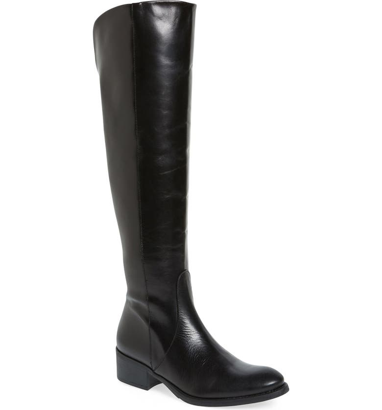 TONI PONS 'Tallin' Over-The-Knee Riding Boot, Main, color, 001