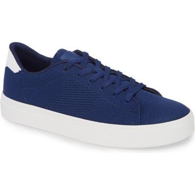 Greats Royale Knit Low Top Sneaker- Blue