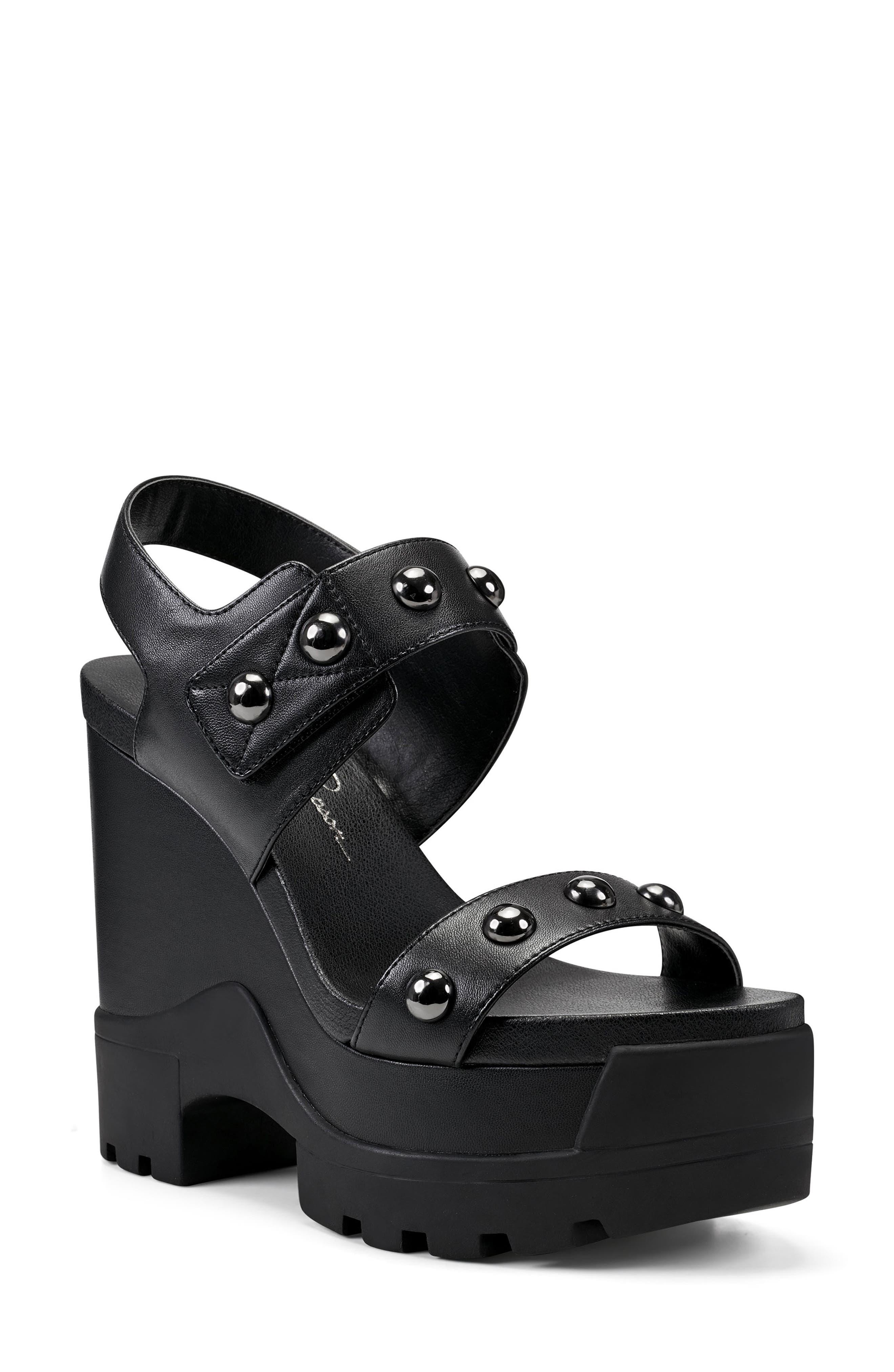 Baysie Platform Sandal