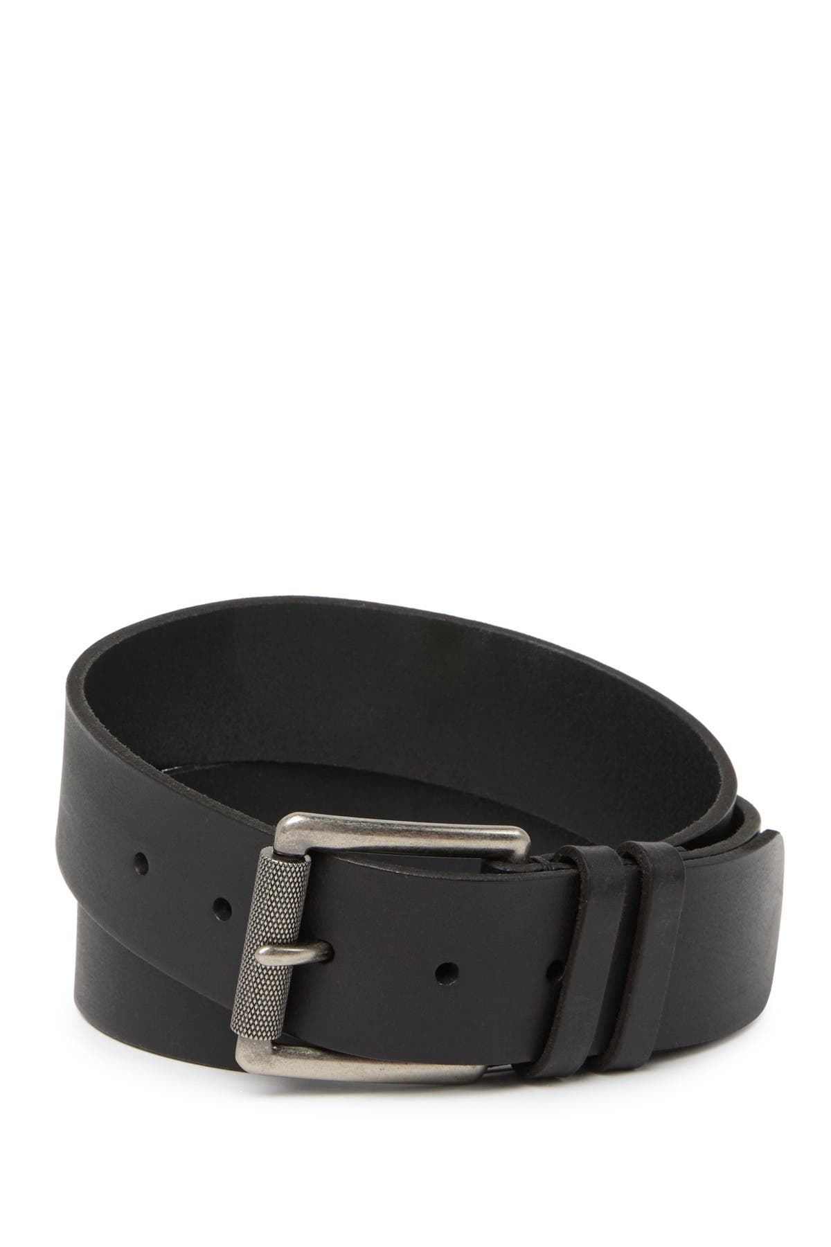 Image of Frye Leather Double Keeper Belt