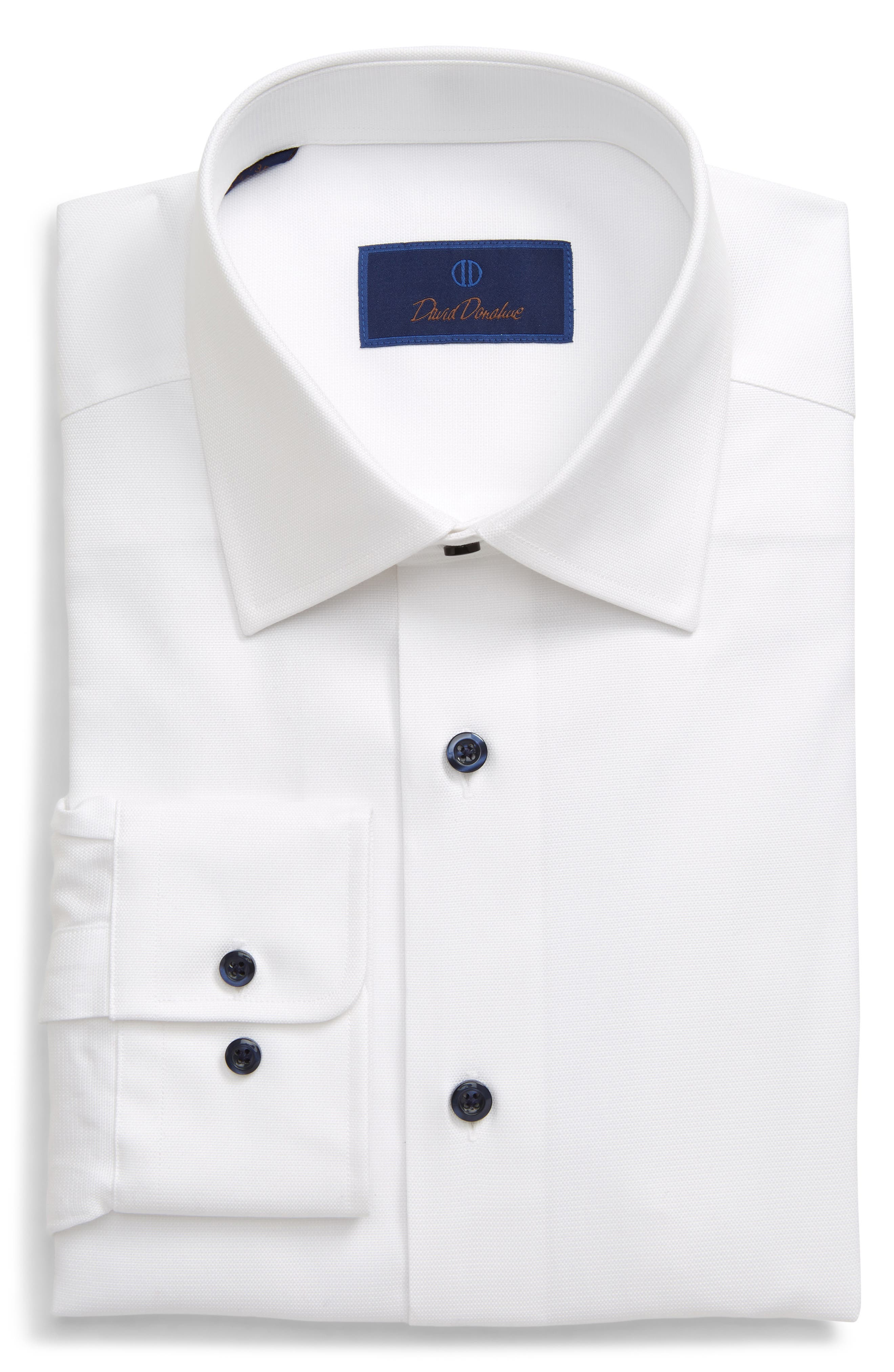 Regular Fit Cotton Dress Shirt