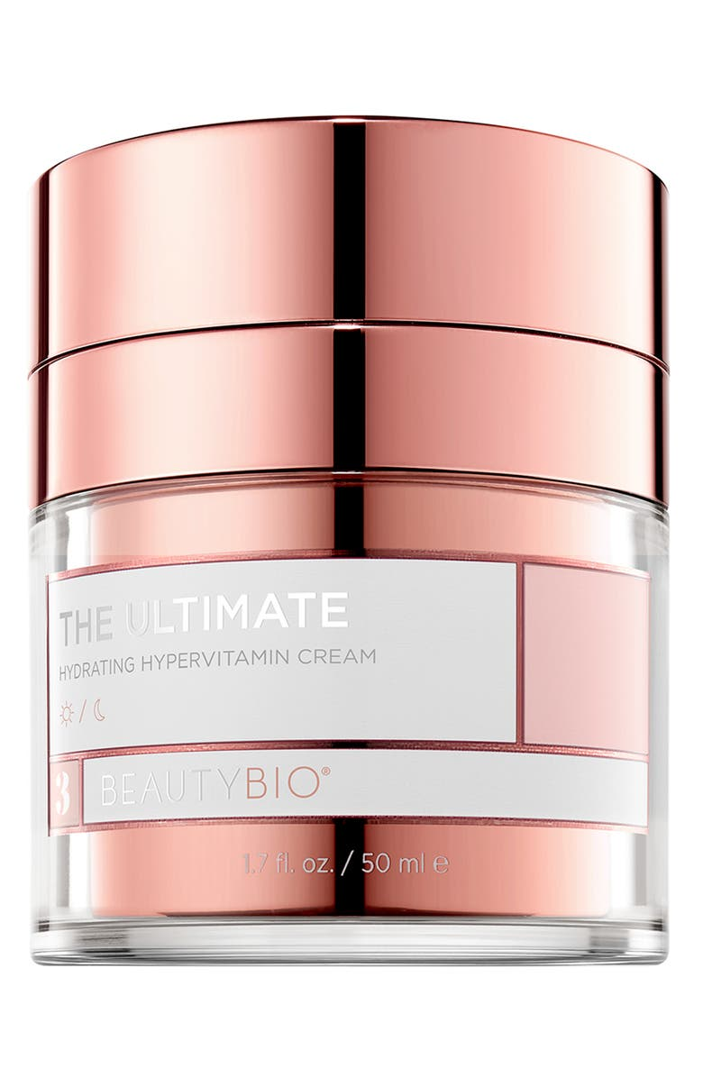 BEAUTYBIO The Ultimate Hydrating HyperVitamin Cream, Main, color, NO COLOR