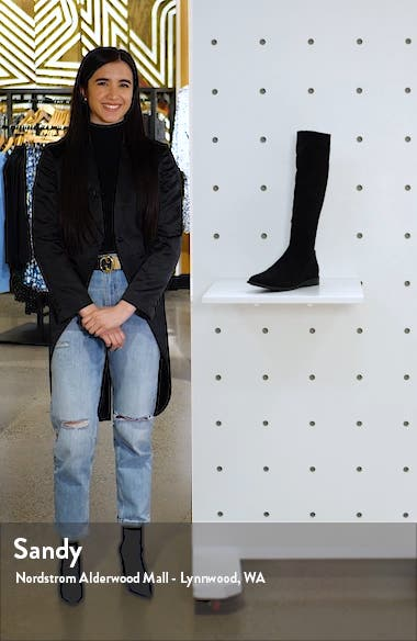 Emma Stretch Knee High Boot, sales video thumbnail