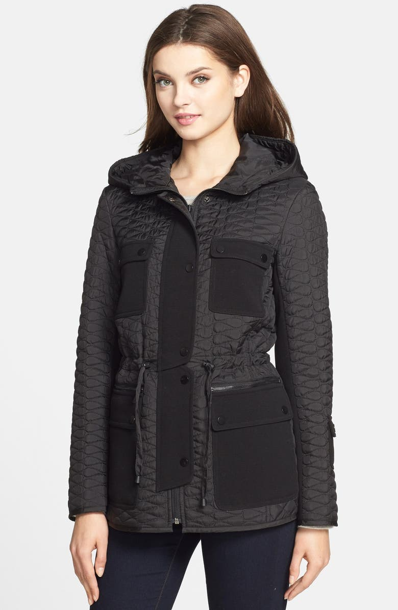 AB Hooded Quilted Parka, Main, color, 001